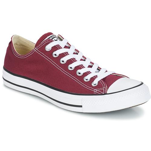 kengät Matalavartiset tennarit Converse CHUCK TAYLOR ALL STAR CORE OX Bordeaux