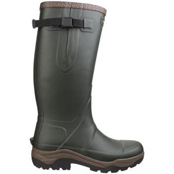 kengät Miehet Kumisaappaat Cotswold  Green