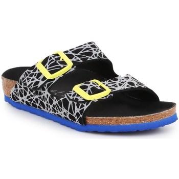 kengät Lapset Derby-kengät & Herrainkengät Birkenstock Arizona Kids Mustat