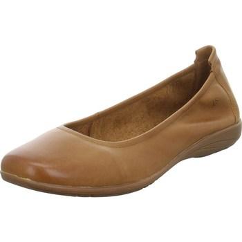 kengät Naiset Balleriinat Josef Seibel Fenja 01 Ruskeat