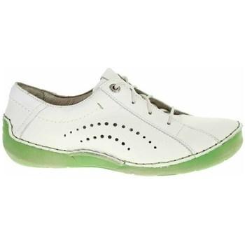 kengät Naiset Derby-kengät & Herrainkengät Josef Seibel 59673687011 Valkoiset