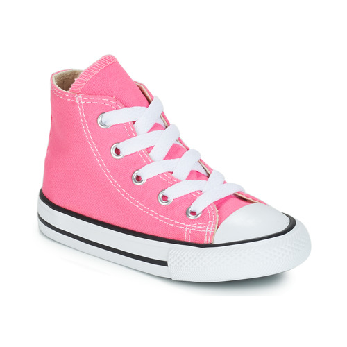 super popular 13653 1d704 kengät Tytöt Korkeavartiset tennarit Converse CHUCK TAYLOR ALL STAR CORE HI  Pink