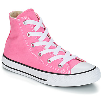 super popular 05326 3dcef kengät Tytöt Korkeavartiset tennarit Converse CHUCK TAYLOR ALL STAR CORE HI  Pink