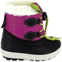 kengät Talvisaappaat Elementerre Appleton BB Rose Vert Vaaleanpunainen