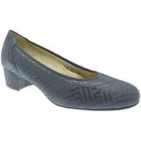 kengät Naiset Korkokengät Calzaturificio Loren LO60713abi blu