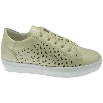 kengät Naiset Vaelluskengät Calzaturificio Loren LOC3887be blu