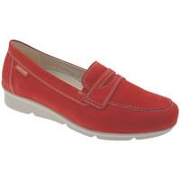 kengät Naiset Mokkasiinit Mephisto MEPHDIVAro rosso