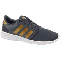 kengät Naiset Derby-kengät & Herrainkengät adidas Originals QT Racer Harmaat
