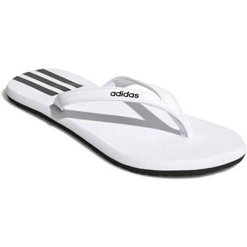 kengät Naiset Vesiurheilukengät adidas Originals Eezay Flip Flop Valkoiset