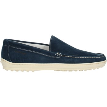 kengät Miehet Mokkasiinit IgI&CO 51113 Blue
