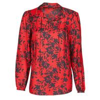 vaatteet Naiset Topit / Puserot Ikks BR13085 Red
