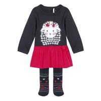vaatteet Tytöt Kokonaisuus 3 Pommes 3R36050-85 Multicolour