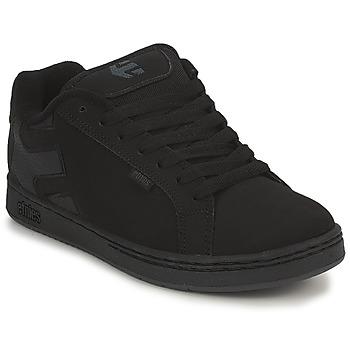 kengät Miehet Matalavartiset tennarit Etnies FADER Black