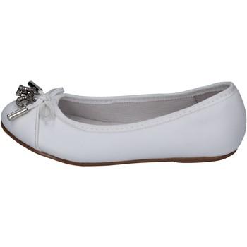 kengät Tytöt Balleriinat Enrico Coveri Ballerina-kengät BN702 Valkoinen