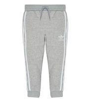 vaatteet Pojat Verryttelyhousut adidas Originals TREFOIL PANTS Harmaa