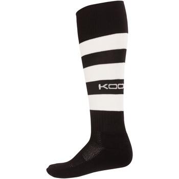 Asusteet / tarvikkeet Miehet Urheilusukat Kooga KG139 Black/ White