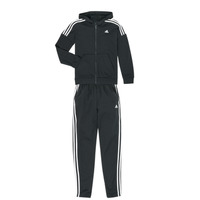 vaatteet Pojat Verryttelypuvut adidas Performance JB COTTON TS Black