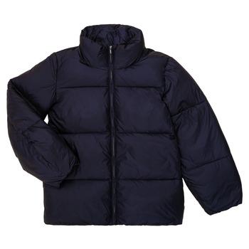 vaatteet Tytöt Toppatakki Emporio Armani 6H3B01-1NLYZ-0920 Laivastonsininen