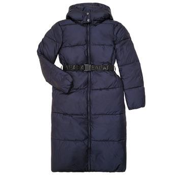 vaatteet Tytöt Toppatakki Emporio Armani 6H3L01-1NLYZ-0920 Laivastonsininen