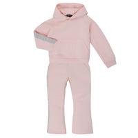 vaatteet Tytöt Verryttelypuvut Emporio Armani 6H3V01-1JDSZ-0356 Pink