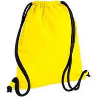 laukut Lapset Urheilulaukut Bagbase BG110 Yellow/Black