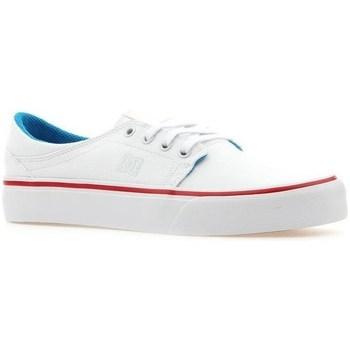 kengät Naiset Matalavartiset tennarit DC Shoes Trease TX Valkoiset