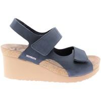 kengät Naiset Sandaalit ja avokkaat Mephisto MEPHTINYbl blu