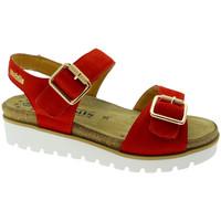kengät Naiset Sandaalit ja avokkaat Mephisto MEPHTARINAro rosso