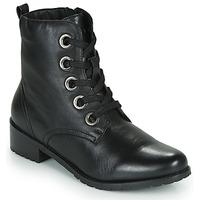 kengät Naiset Bootsit Ravel MARTI Musta