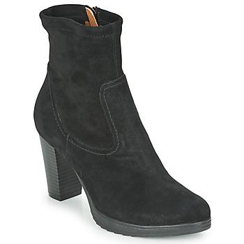 kengät Naiset Nilkkurit Karston VABONO Musta