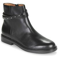 kengät Naiset Bootsit Karston OVMI Musta