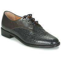 kengät Naiset Derby-kengät Karston VENDREDI Musta