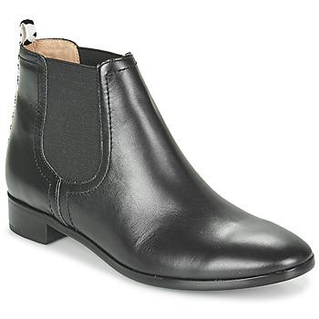 kengät Naiset Bootsit Karston JOLICO Musta