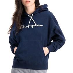 vaatteet Naiset Svetari Champion Hooded Tummansininen