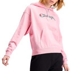 vaatteet Naiset Svetari Champion Hooded Vaaleanpunaiset