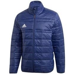vaatteet Miehet Toppatakki adidas Originals Light Padded Jacket 18 Vaaleansiniset