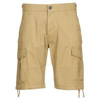 vaatteet Miehet Shortsit / Bermuda-shortsit Jack & Jones JJIALFA Camel