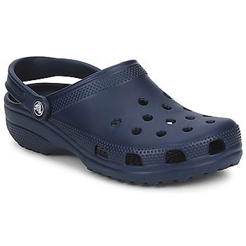 kengät Puukengät Crocs CLASSIC Laivastonsininen