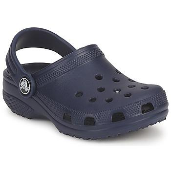 kengät Lapset Puukengät Crocs CLASSIC KIDS Laivastonsininen