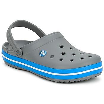 kengät Puukengät Crocs CROCBAND Grey / Meri