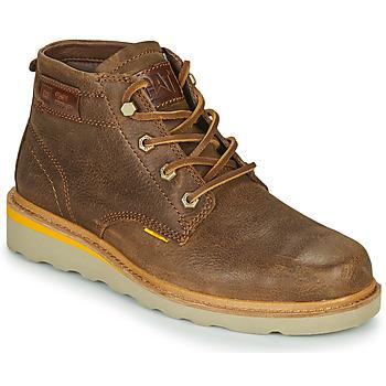 kengät Miehet Bootsit Caterpillar JACKSON MID Ruskea
