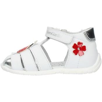 kengät Tytöt Sandaalit ja avokkaat Nero Giardini E018090F White