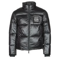 vaatteet Miehet Toppatakki Armani Exchange 8NZBP2 Musta