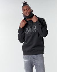 vaatteet Miehet Svetari Armani Exchange 6HZMFK Black