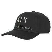 Asusteet / tarvikkeet Miehet Lippalakit Armani Exchange 954039-CC513-00020 Musta