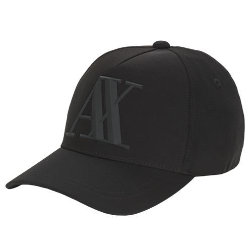 Asusteet / tarvikkeet Miehet Lippalakit Armani Exchange 954079-CC518-00020 Musta