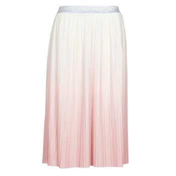 vaatteet Naiset Hame Only ONLDIPPY White