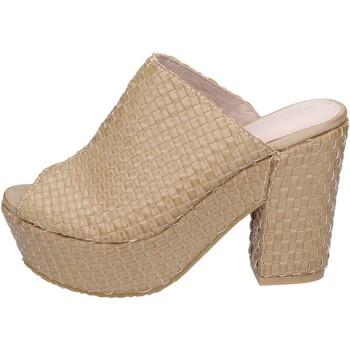 kengät Naiset Sandaalit ja avokkaat Sara Lopez sandali pelle sintetica Beige