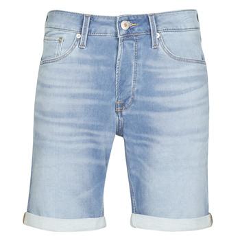 vaatteet Miehet Shortsit / Bermuda-shortsit Jack & Jones JJIRICK Blue