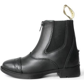 kengät Lapset Bootsit Brogini  Black